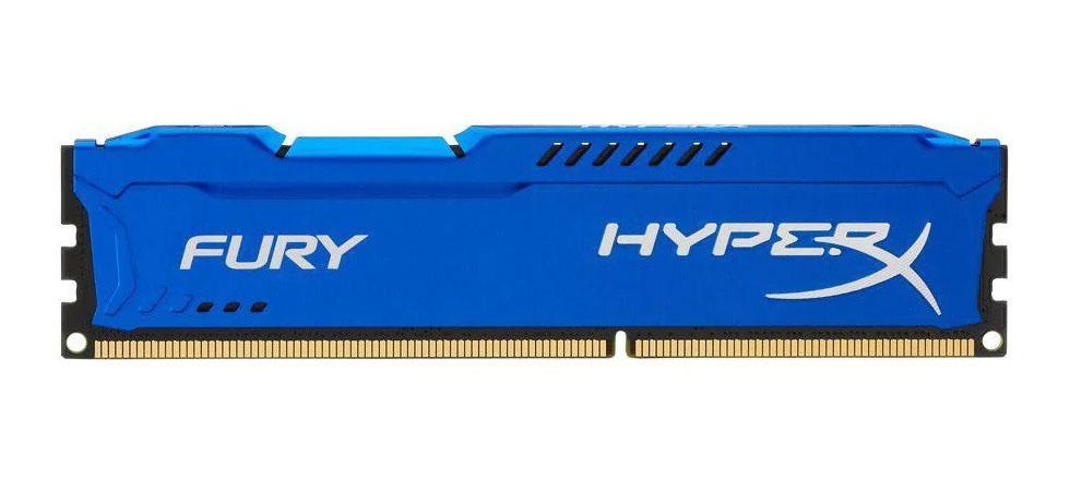 DDR3 4GB 1600MHz Kingston HyperX Fury Blue