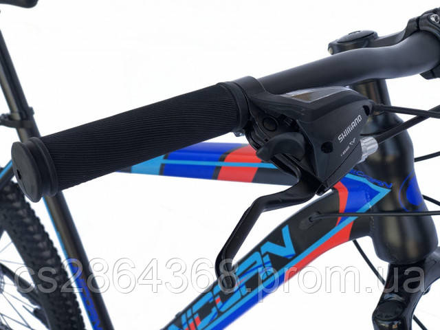 "Велосипед Unicorn Shock 20""/29"" Blue"