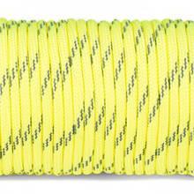 Paracord 550, reflective X3 sofit yellow #r3319 (светоотражающий)