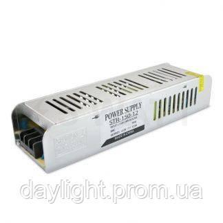 Блок питания 12v 150W 12.5A STR для светодиодной ленты