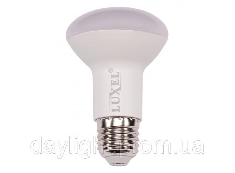 Лампа светодиодная R63 8W 4000k E27 Luxel Premium