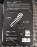 Машинка для стрижки Xiaomi Riwa Триммер Waterproof, моющаяся, фото 7