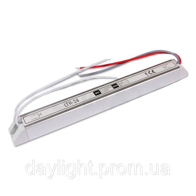 Блок питания 12v 60W 5A LTR для светодиодной ленты