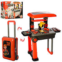 Детский набор инструментов 008-922 в чемодане