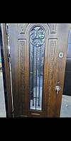 Двери входные ПО,ПК,ПВ-139 V Дуб темный Vinorit 960*2050-правая