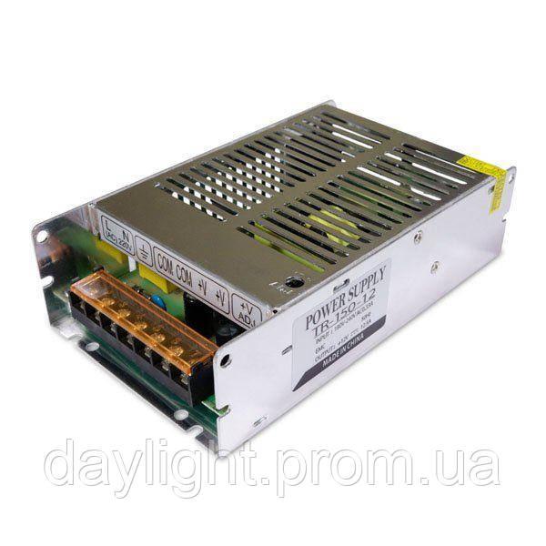 Блок питания 12v 150W 12.5A TR для светодиодной ленты