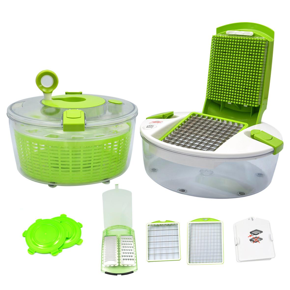 Универсальная овощерезка Salad Chef (Селед Шеф), Товары для кухни, Овощерезки, овощерезка
