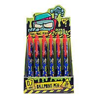 """Ручка шариковая YES """"Zombie"""", 0,7 мм, автоматическая"""