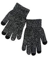 СЕНСОРНЫЕ ПЕРЧАТКИ, серый (GIPS), Перчатки и варежки
