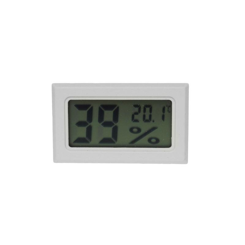 Термометри і гігрометри