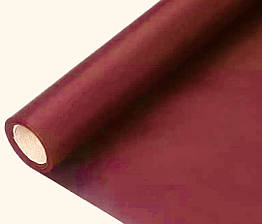 Крафт папір кольоровий в рулоні бордова