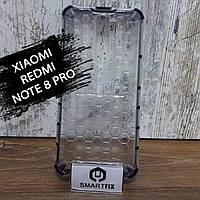 Пластиковый чехол для Xiaomi Redmi Note 8 Pro Honey Comb, фото 1