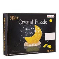 3D пазлы Луна 9017 3D-головоломки Crystal Puzzle (Кристалл Пазл)