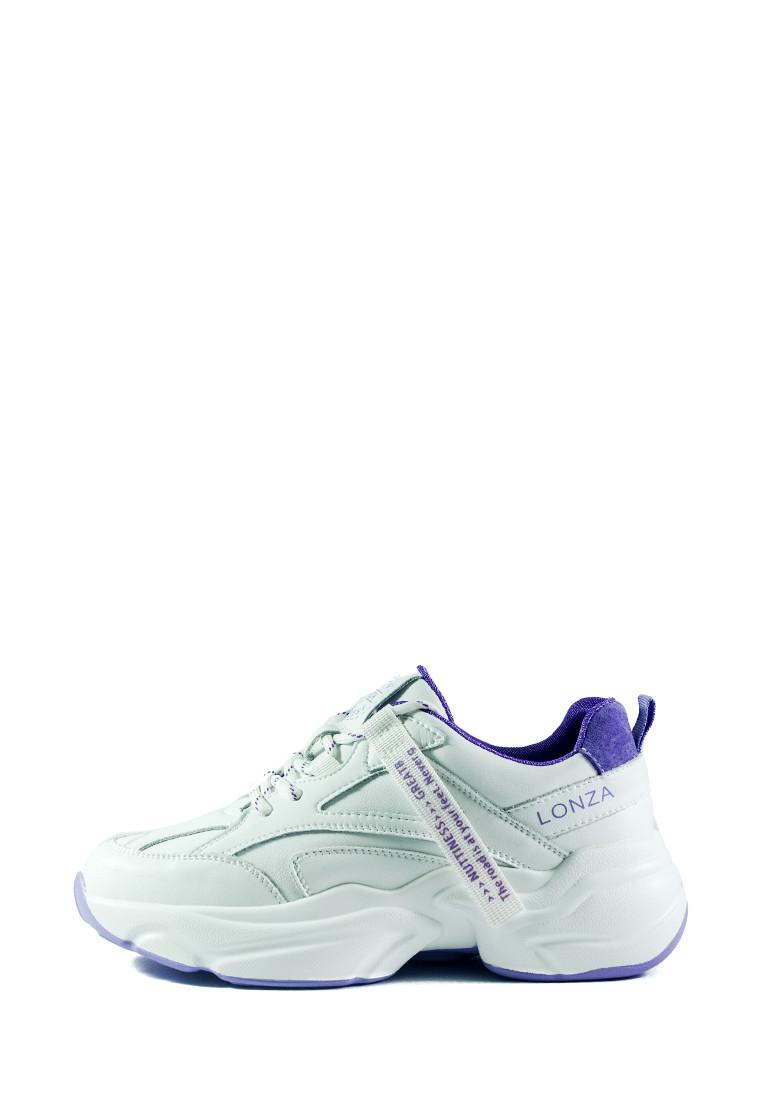 Кросівки демісезон жіночі Lonza білий 21131 (36)