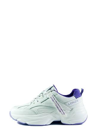 Кросівки демісезон жіночі Lonza білий 21131 (36), фото 2