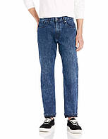 Джинсы Levis Mens 569 Loose Straight Fit Jean, Ball Point/Stretch синие