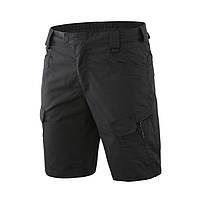 Тактические мужские шорты Lesko IX-7 Black размер L армейские форменные, фото 2
