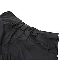 Тактические мужские шорты Lesko IX-7 Black размер M армейские форменные, фото 3