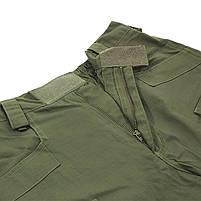 Тактические мужские шорты Lesko IX-7 Green размер 2XL армейские форменные, фото 2