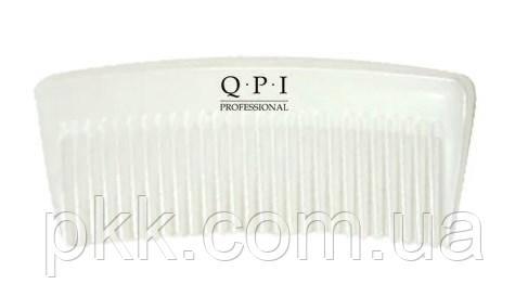 Гребень для волос Q.P.I. PROFESSIONAL широкий пластиковый 13 см PG-0103
