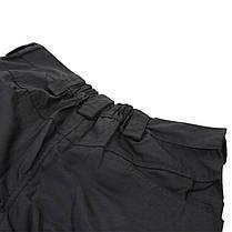 Тактические шорты Lesko IX-7 Black размер 3XL мужские повседневные армейские, фото 3
