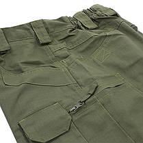 Тактические шорты ESDY IX-7 Green размер M мужские повседневные армейские, фото 2
