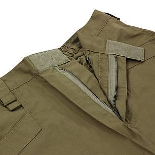 Тактические шорты ESDY IX-7 Khaki размер 3XL мужские повседневные армейские, фото 2