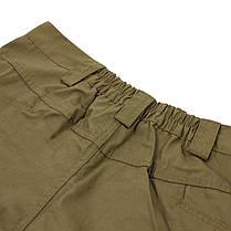 Тактические шорты ESDY IX-7 Khaki размер 3XL мужские повседневные армейские, фото 3
