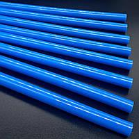 Клей силиконовый для термопистолета 7 мм 15 шт. (синий)
