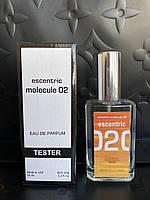 Мини-парфюм для женщин Escentric Molecule 02  60мл тестер