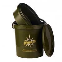 Відро з контейнером Dynamite Baits Carp Bucket With Insert Tray 11 л
