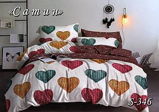 Комплект постельного белья Тет-А-Тет семейка S-346