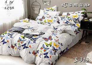 Комплект постельного белья Тет-А-Тет семейка S-313