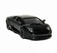 Детская машинка Lamborghini LP640 метал 1:36 черная