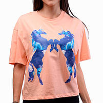 Женская футболка UNICORN, фото 2