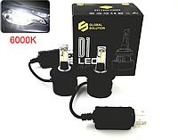 Светодиодные LED лампы GS D1 H4 6000К 3600Lm