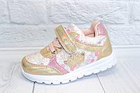 Легкие детские кроссовки на девочку тм Том.м, р. 23,24,25, фото 1