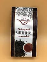 Чай черный Крепкий листовой 80 г