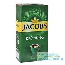 Молотый кофе Jacobs Kronung 500g