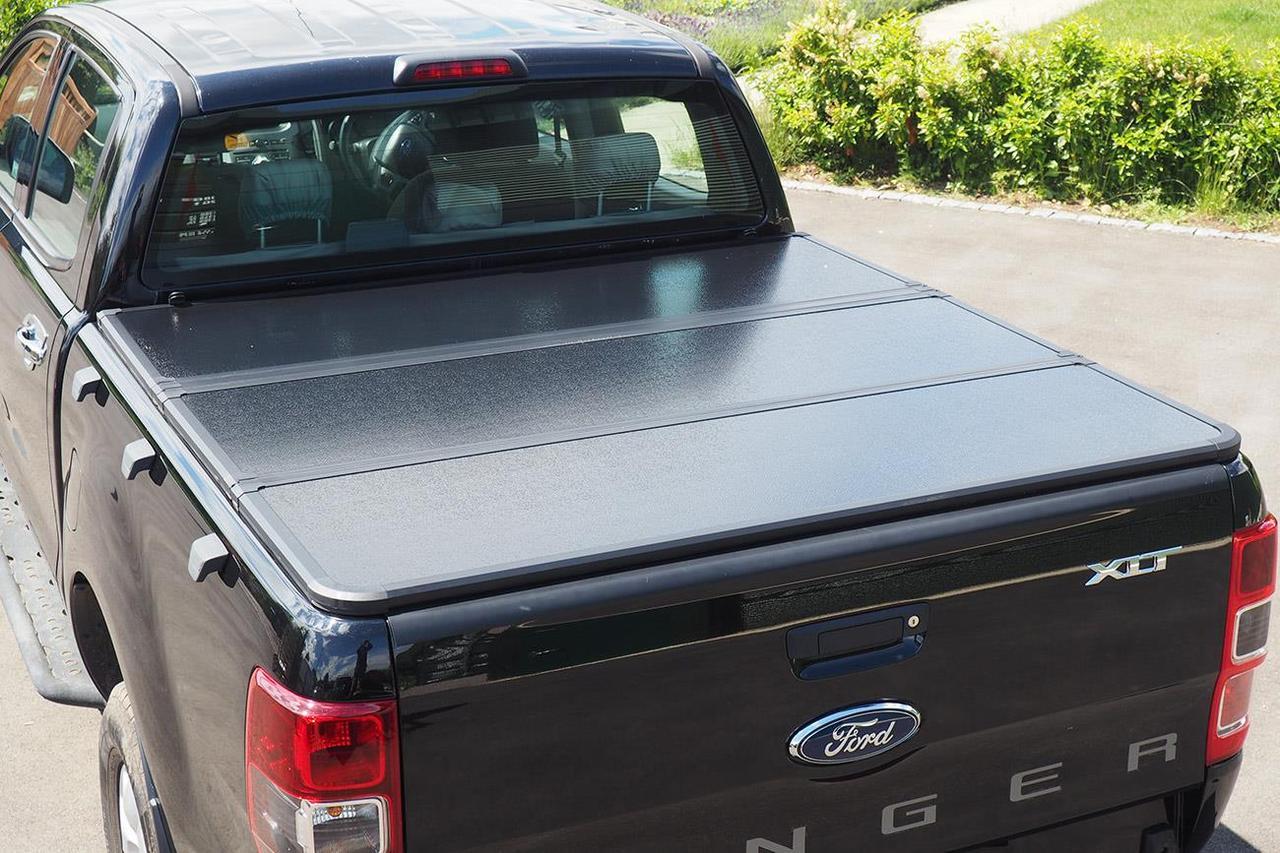 Трисекційна алюмінієва кришка AR Design Ford Ranger d/c 2012+