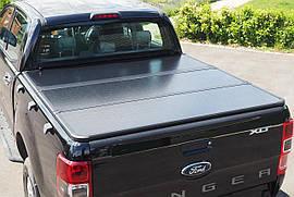 Крышка кузова Ranger трехсекционная алюминиевая  AR Design Ford  d/c 2012+