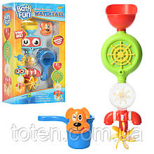 """Іграшка для ванної 9906 """"Водоспад"""" 12"""