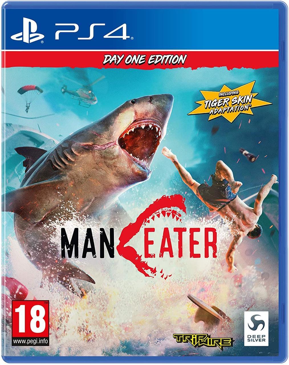 Maneater Day One Edition (російські субтитри) PS4