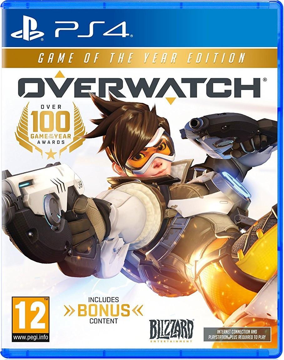 Overwatch GOTY (російська версія) PS4