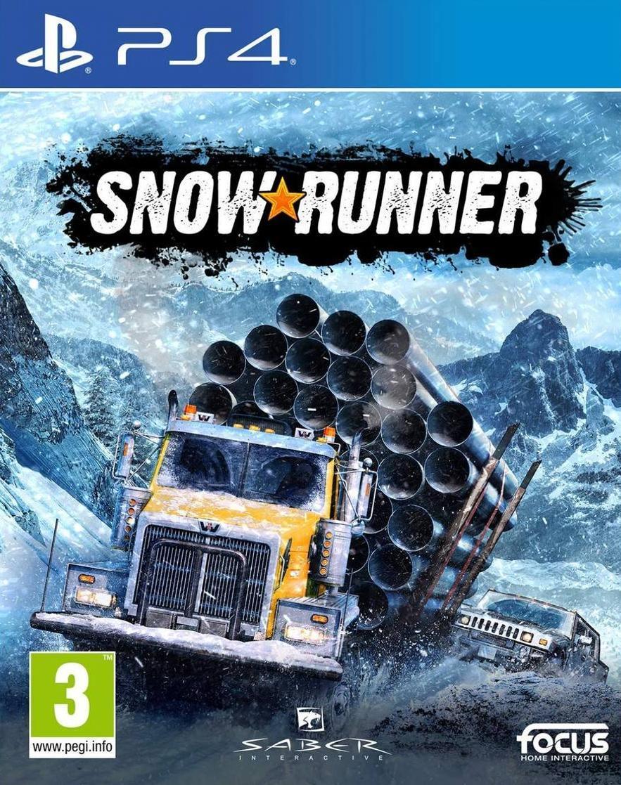 SnowRunner (російська версія) PS4