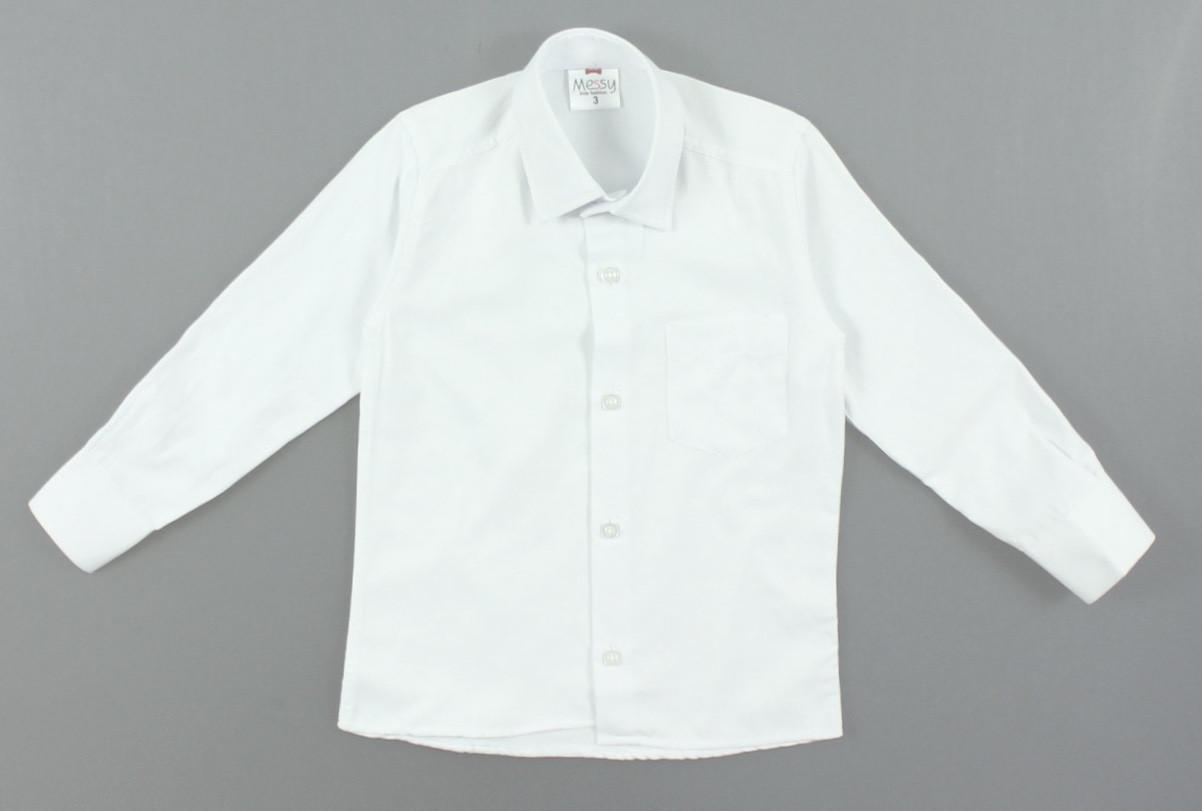{есть:1 год,2 года,3 года,4 года,5 лет} Рубашка для мальчиков,  Артикул: N2035 [1 год]