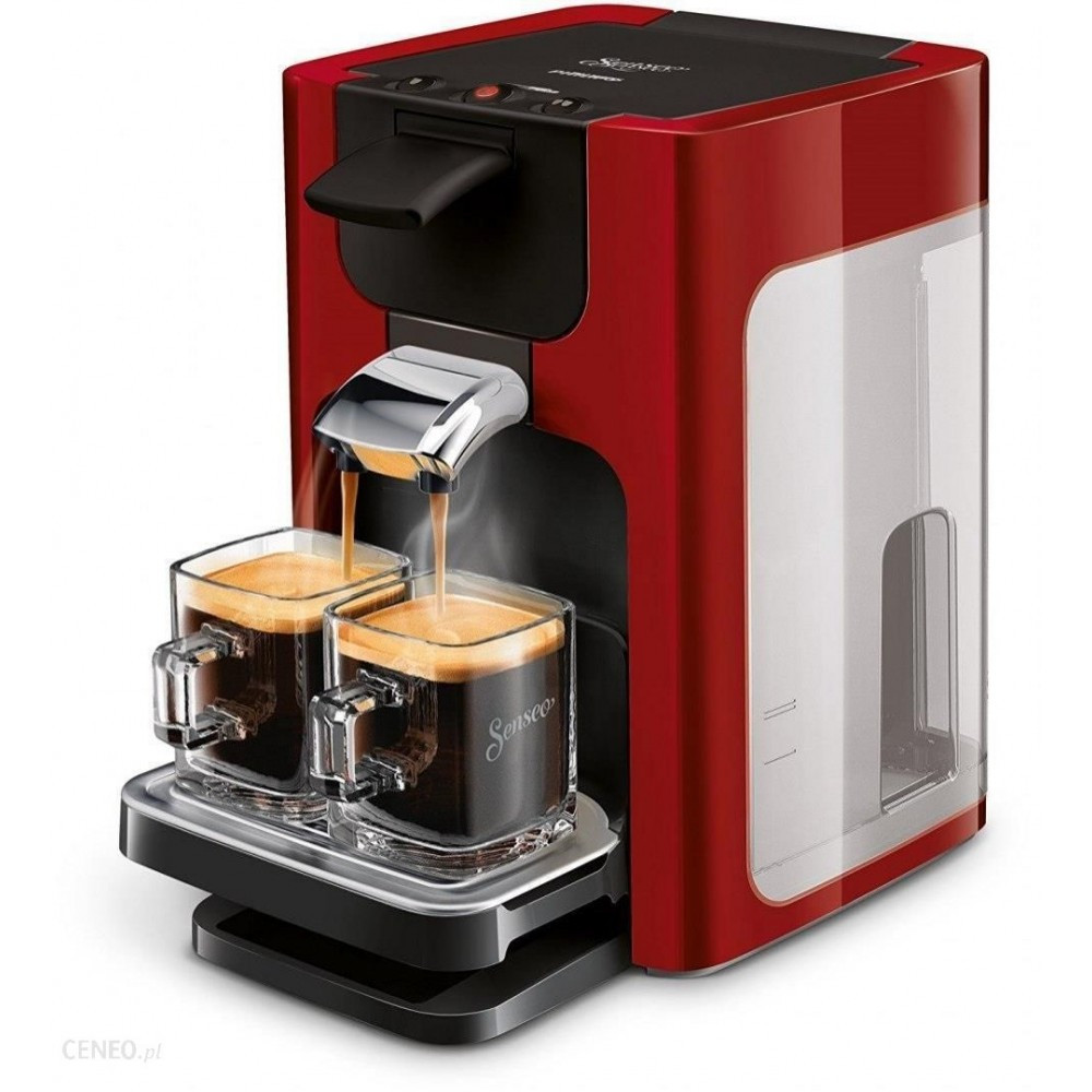 Кофеварка PHILIPS Senseo Quadrante HD7865/80