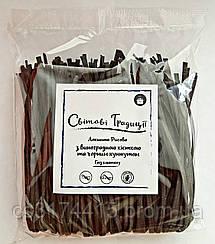 """Лапша рисовая с виноградной косточкой и черным кунжутом без глютена """"Световые Традиции™"""" (300 грамм)"""