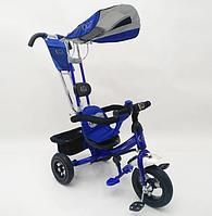 Велосипед детский трехколесный Lexus Trike Air колеса 10/8