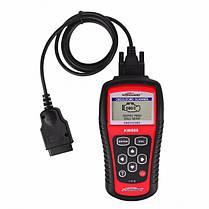 Автомобільний діагностичний сканер-адаптер OBD II/E OBD KW808, фото 3